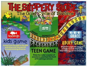 Slippery Slope three games