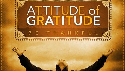 Be Thankful - Journey Through Divorce