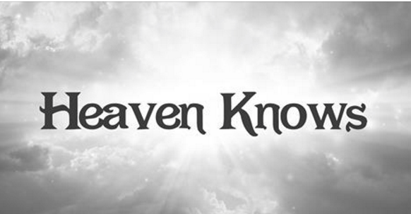 Heaven Knows - Journey Through Divorce
